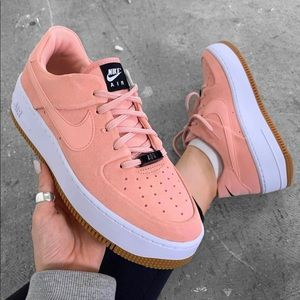 Nike Air Force 1 Sage Low Coral | AR5339-603